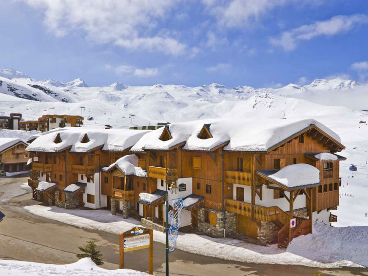 Photo of Les Montagnettes Lombarde (VTH301) in Val Thorens