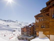 Val Thorens - Vacation House Les Montagnettes Soleil 1 (VTH303)