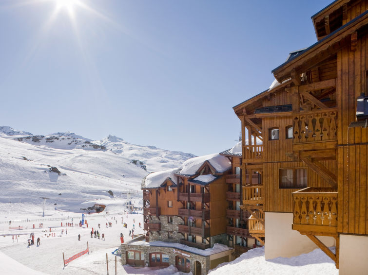 Montagnettes Soleil 1 (VTH303) Holiday resort in Val Thorens