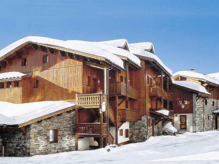 Montagnettes Soleil 1 (VTH308) Holiday resort in Val Thorens