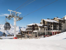 Val Thorens - Apartment Les Montagnettes Kashmir (VTH350)