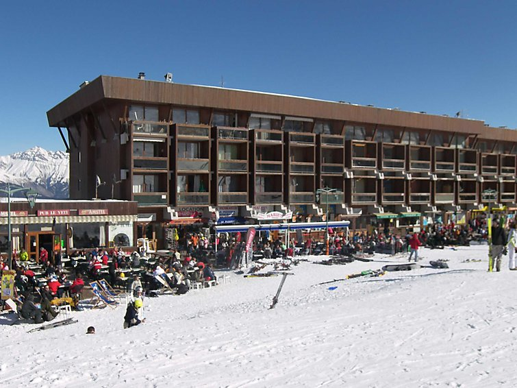 Accommodation in Le Corbier