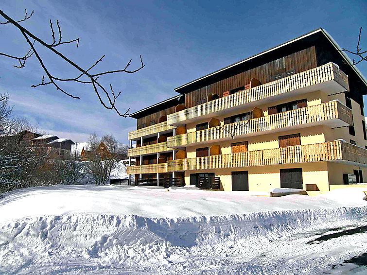 1.2.3 Soleil - Apartment - La Toussuire