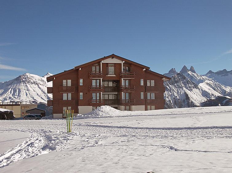 location appartement ski toussuire