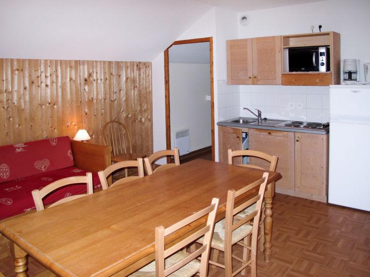 Les Chalets des Cimes (LTU132) - Apartment - La Toussuire