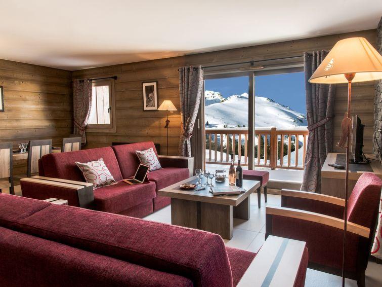 Résidence CGH&SPA l'Alpaga (LTU141) - Apartment - La Toussuire