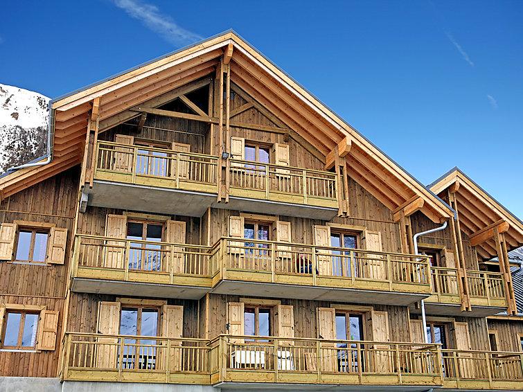 Rekreační apartmán Hameau des Aiguilles