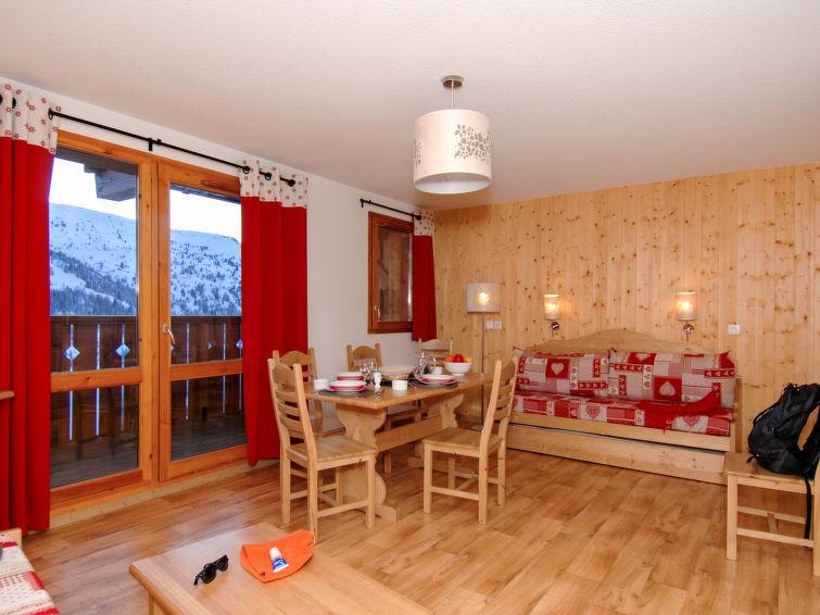 Le Grand Panorama (VMN152) - Apartment - Valmeinier