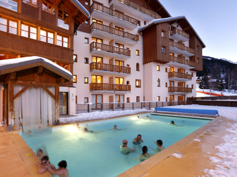 Accommodation in Modane