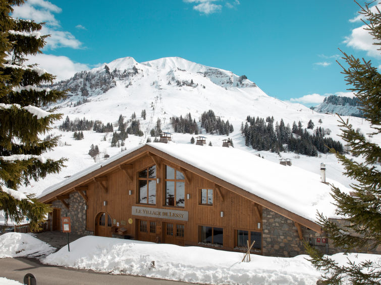 CGH Rés&Spa Le Village de Lessy (LGB102) - Apartment - Le Grand Bornand