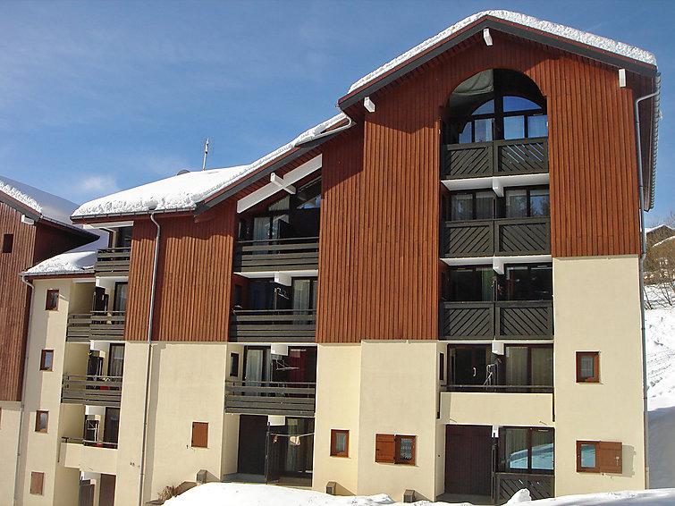 Combes Blanche 1&2 - Apartment - La Clusaz
