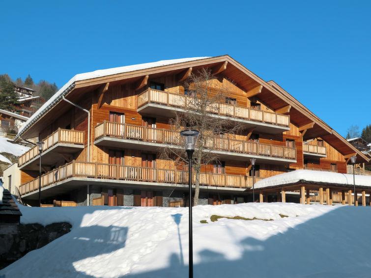Mendi Alde (LCZ301) - Apartment - La Clusaz