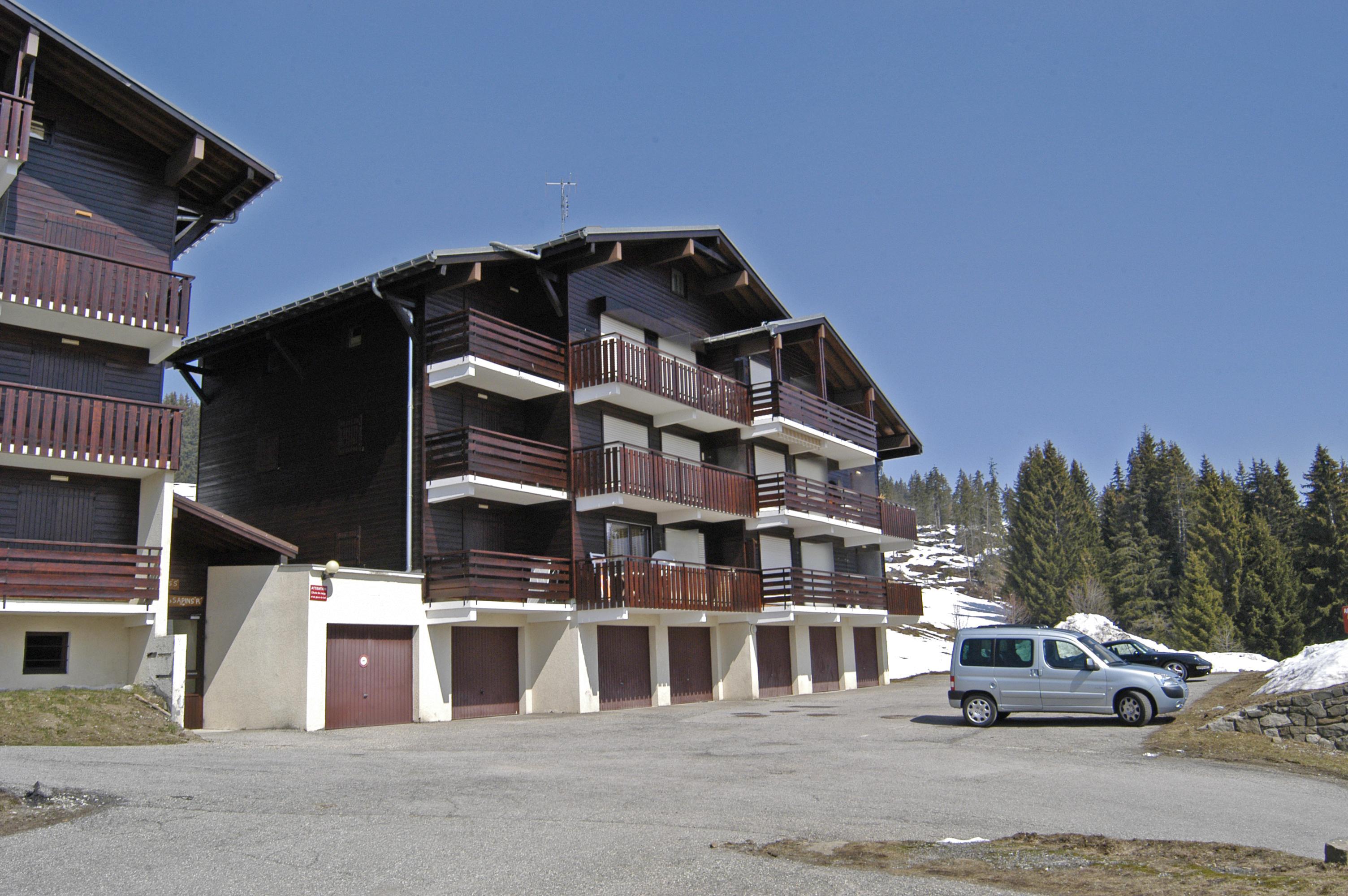 La clusaz france appartement les maisons des bois fr7426 for Appartement maison fr