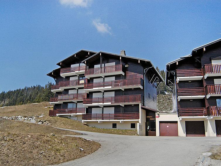 les maisons des bois