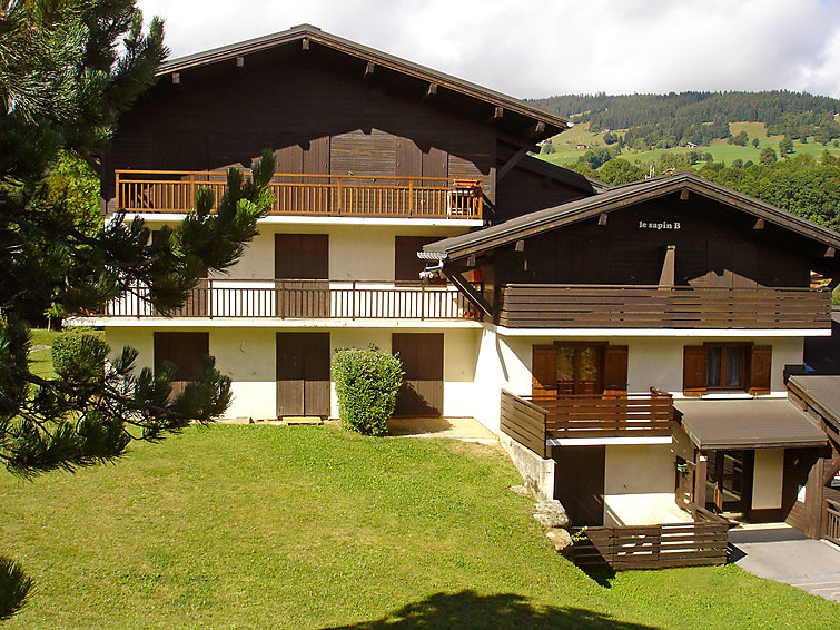 Sapin B Apartment in Megeve