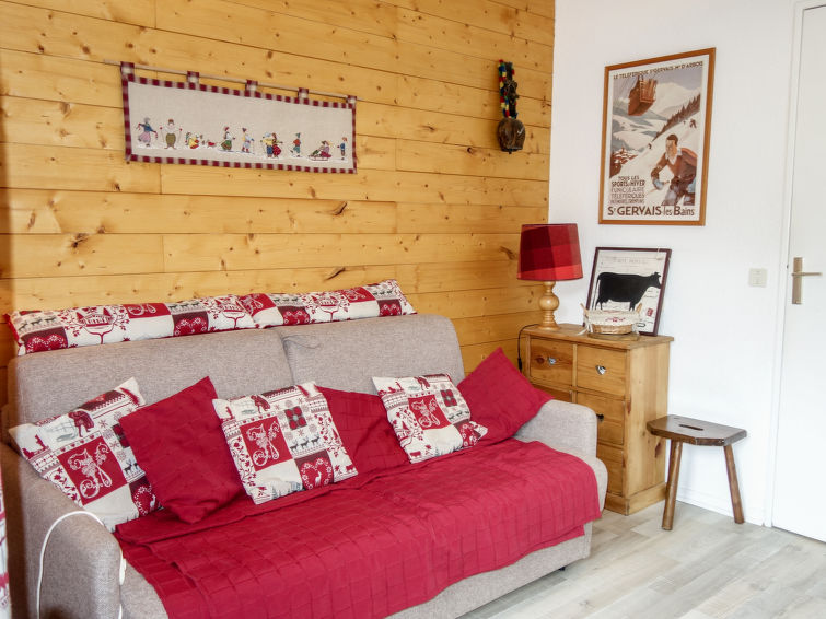 Le Sapin Apartment in Megeve