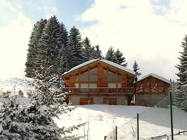 L'Epachat - Chalet - St Gervais Mont-Blanc