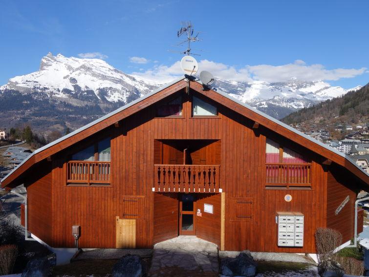 Châlet des Pistes - Apartment - St Gervais Mont-Blanc