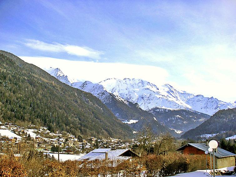 Parc du Mont Joly - Apartment - St Gervais Mont-Blanc