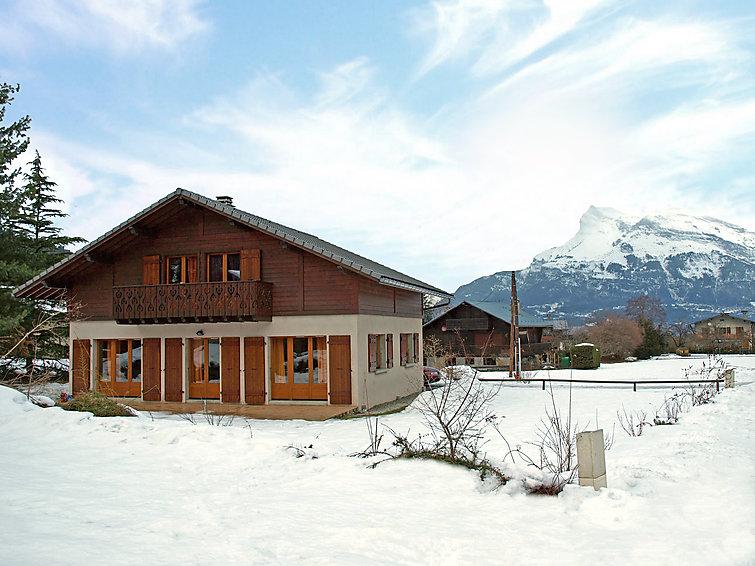 Mendiaux - Chalet - St Gervais Mont-Blanc