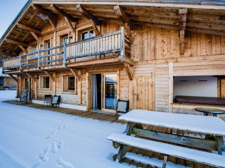 Cosy 1 et 2 - Chalet - St Gervais Mont-Blanc