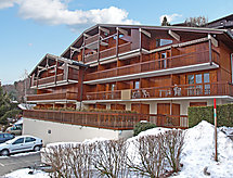Saint Gervais - Appartement le Martagon
