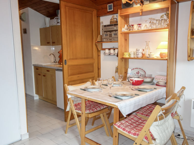 le Martagon Apartment in St Gervais