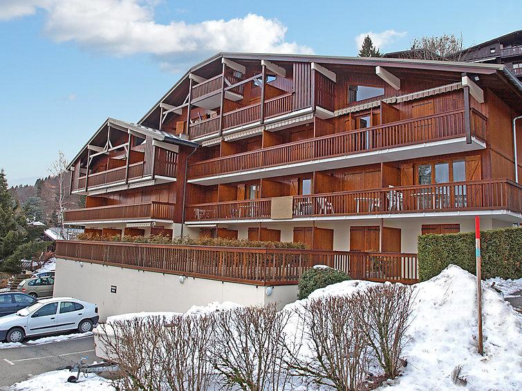 le Martagon - Apartment - St Gervais Mont-Blanc