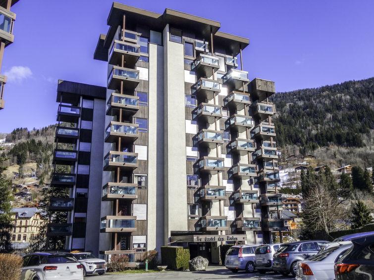 Castel des Roches - Apartment - St Gervais Mont-Blanc