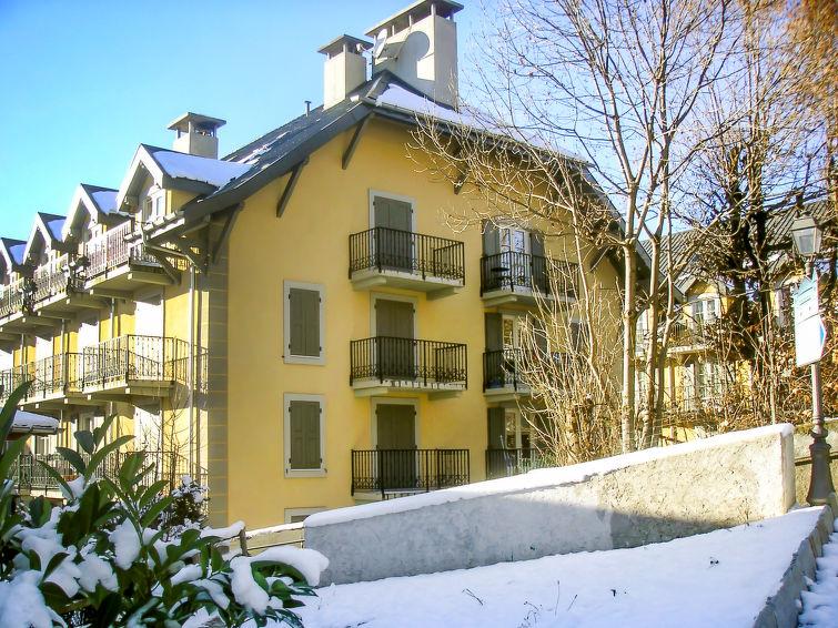 Conseil - Apartment - St Gervais Mont-Blanc