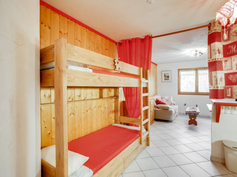 Bel Alp Apartment in St Gervais