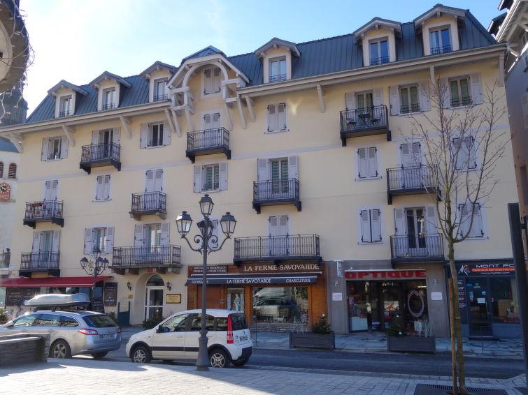 Central Résidence - Apartment - St Gervais Mont-Blanc