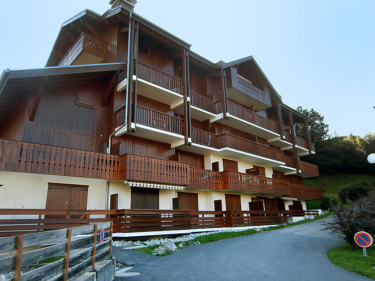 Pointe des Aravis B13 Apartment in St Gervais