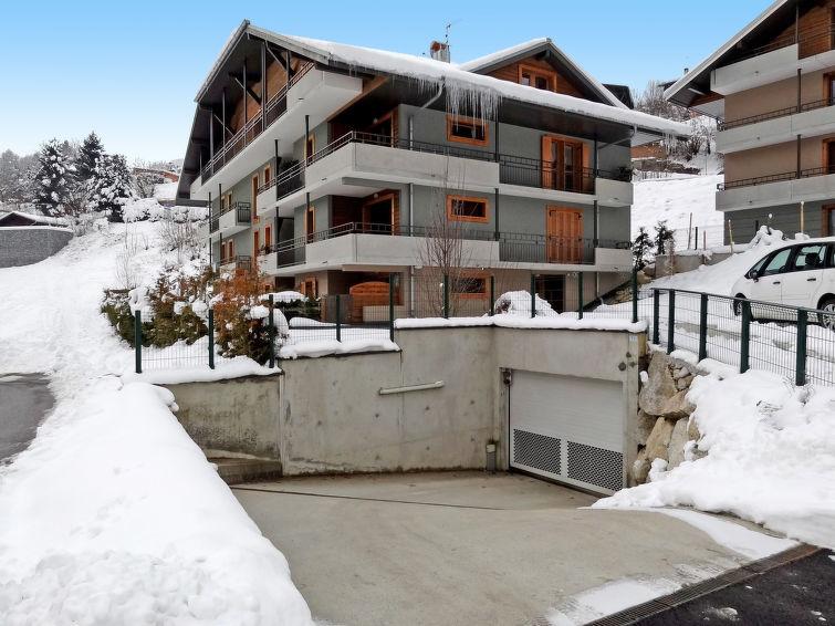 Clos de la Fontaine - Apartment - St Gervais Mont-Blanc