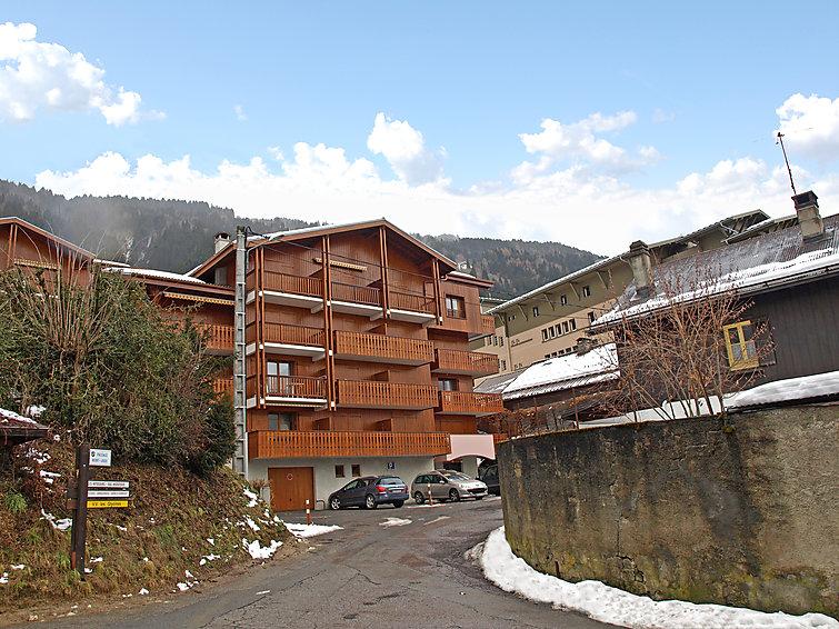 Isabella - Apartment - St Gervais Mont-Blanc