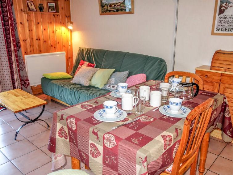 Apartment Les Jardins Alpins in Saint Gervais FR7450.475.2 | Interhome