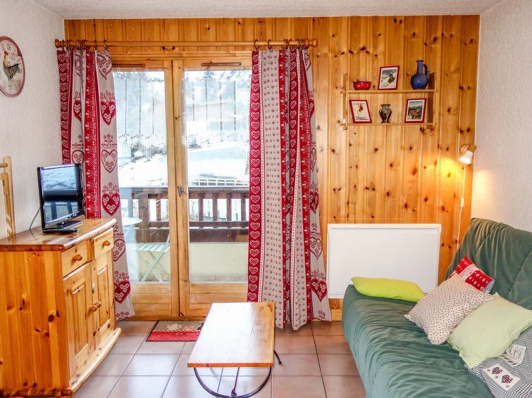 Apartment Les Jardins Alpins in Saint Gervais FR7450.475.2 ...