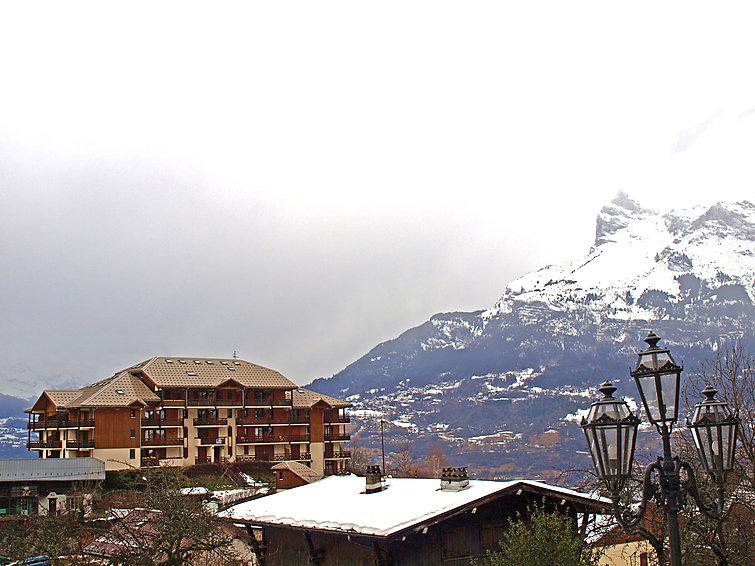 Les Hauts de St Gervais - Apartment - St Gervais Mont-Blanc