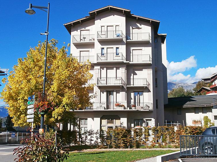 Le Genève - Apartment - St Gervais Mont-Blanc
