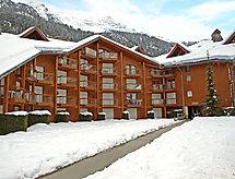 L'Enclave I et J para ciclismo de montaña y cercana zona de esquí
