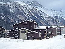 Chamonix - Apartamenty Clos du Savoy