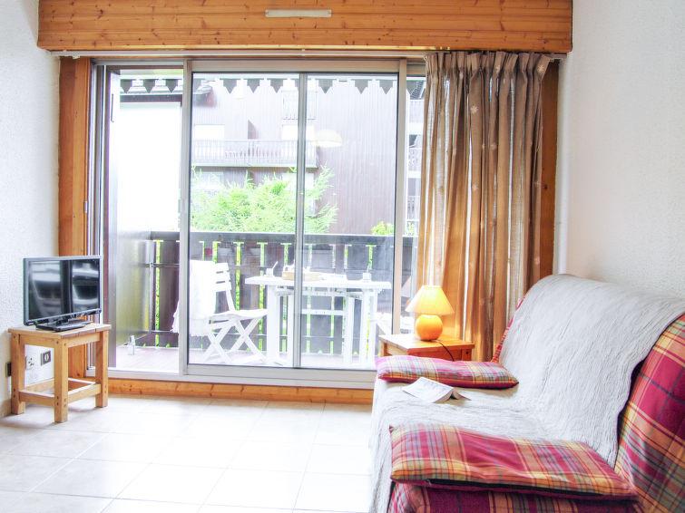 Clos du Savoy Apartment in Chamonix