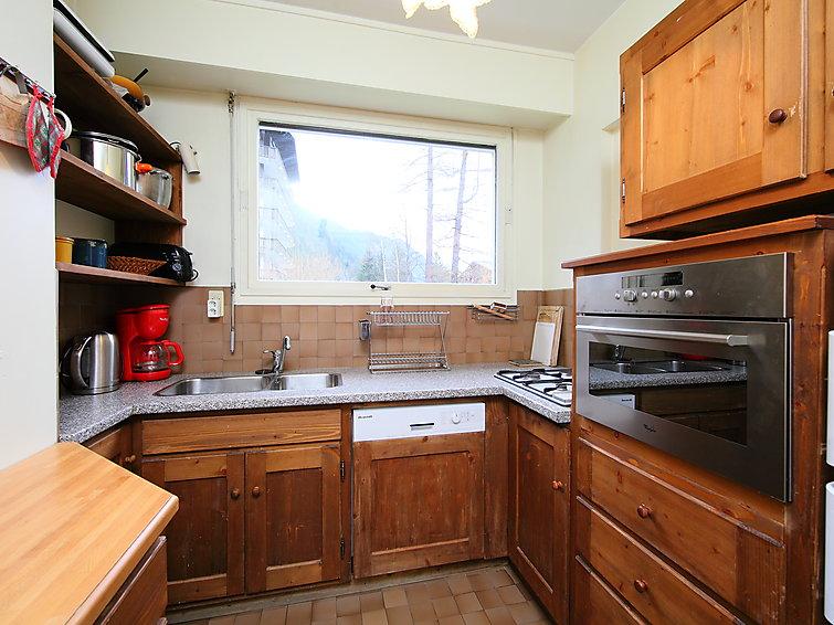 Le Brévent Apartment in Chamonix