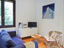 Chamonix - Rekreační apartmán Le Cristal des Glaces