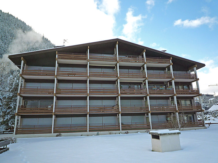 Le Cristal des Glaces Apartment in Chamonix