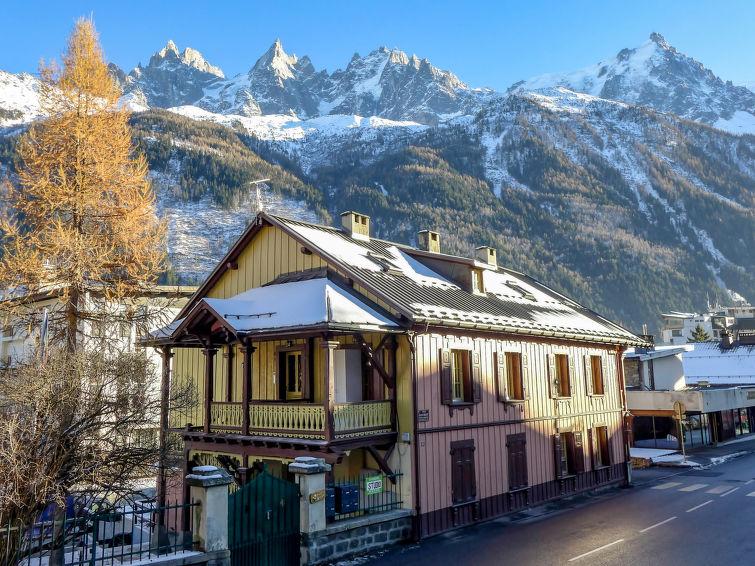 Le Chalet Suisse - Apartment - Chamonix
