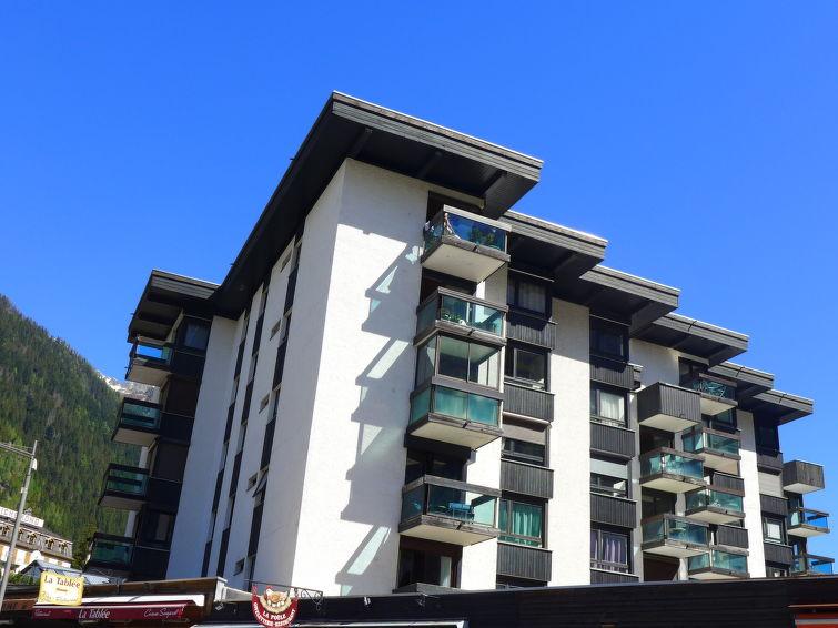 L'Aiguille du Midi Apartment in Chamonix