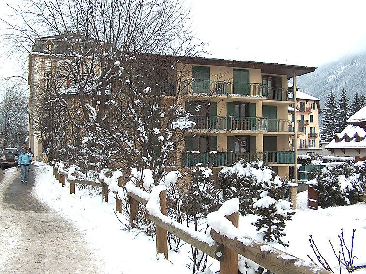 Blanc Neige - Apartment - Chamonix
