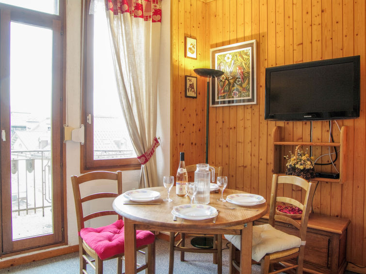 Le Carlton Apartment in Chamonix