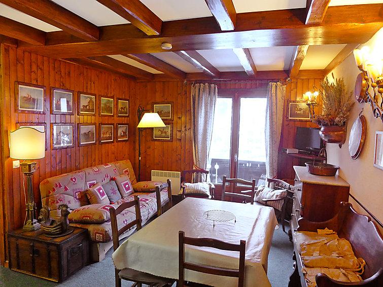Les Charmoz Apartment in Chamonix